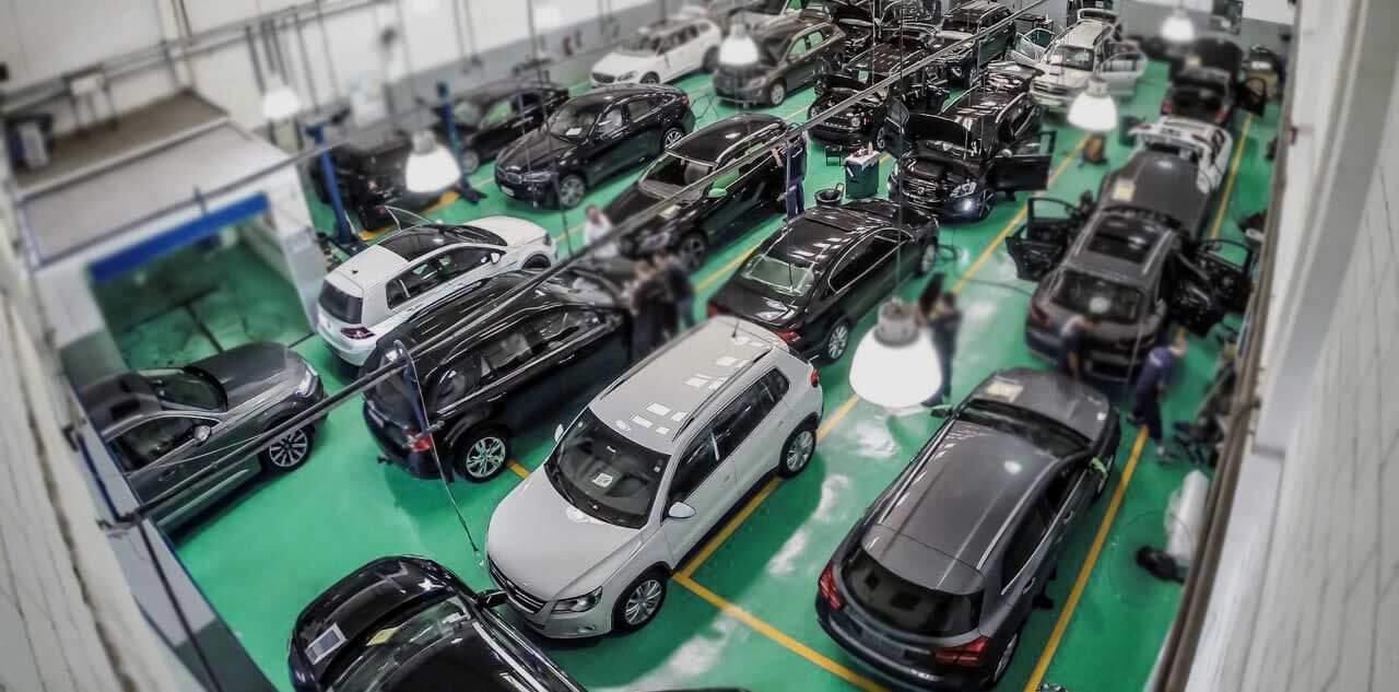 Alvará para Comércio de Veículos Blindados